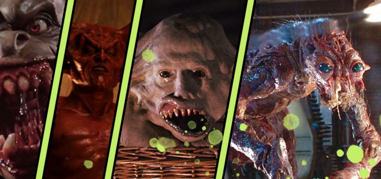 20 Top Movie Monster From the 80s - Horror Land