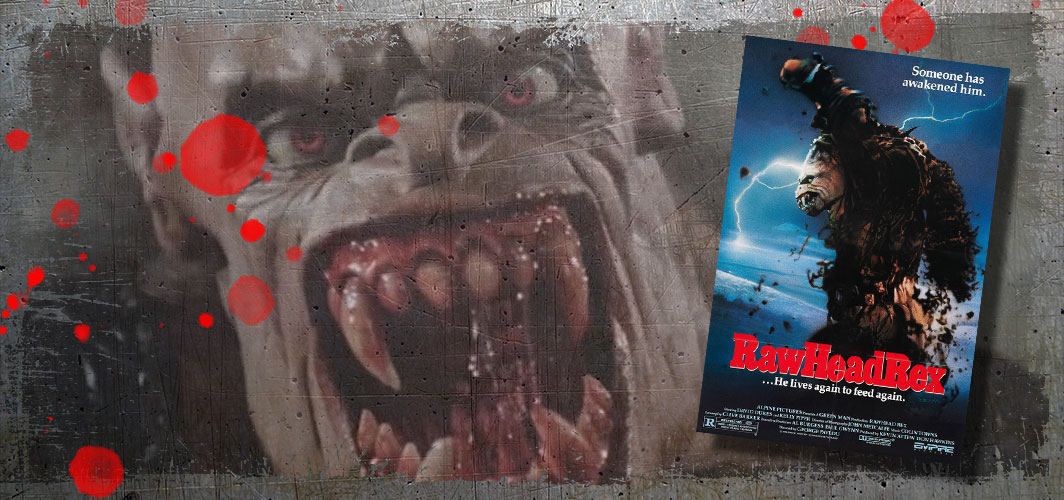 20 Top Movie Monster From the 80s – Rawhead Rex (1986) - Horror Land