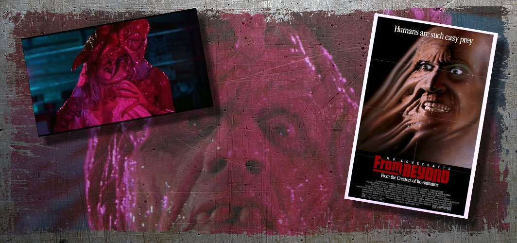20 Top Movie Monster From the 80s - from beyond – Horror Land