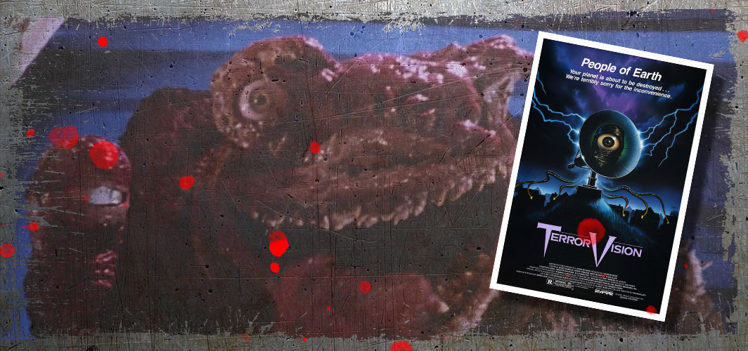 20 Top Movie Monster From the 80s – TerrorVision – Horror Land
