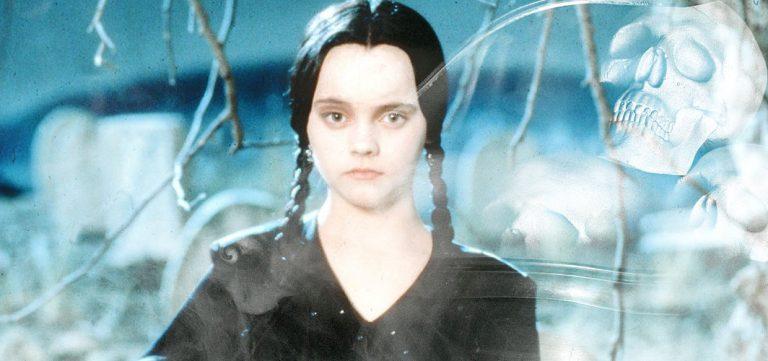 Tim Burton's The Addams Family TV Series 'Wednesday' Coming to Netflix - Horror News - Horror Land