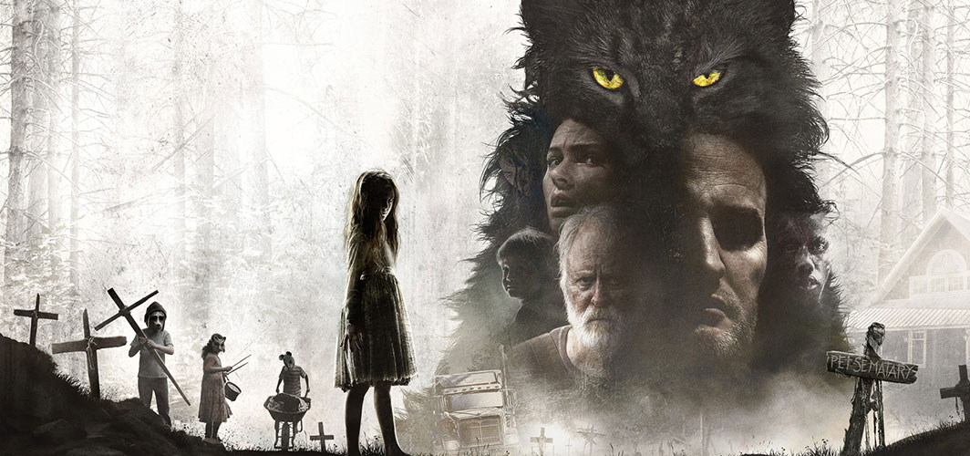 New 'Pet Sematary' Movie Coming to Paramount+ - Horror News - Horror Land