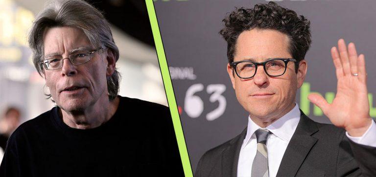 "Stephen King & J.J. Abrams Tease ""Really Scary"" Anthology Series - Horror News - Horror Land"