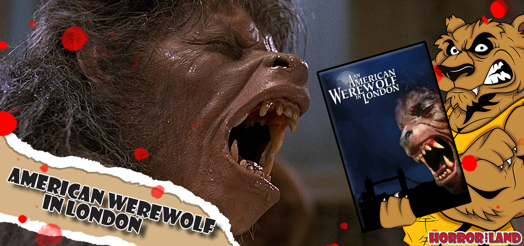 An American Werewolf in London (1918) - The 13 Best Werewolf Movies of All Time
