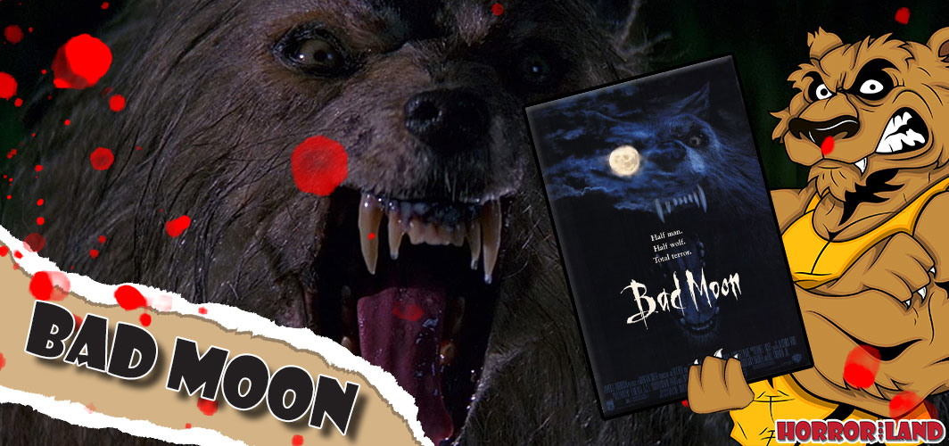Bad Moon (1996) - The 13 Best Werewolf Movies of All Time