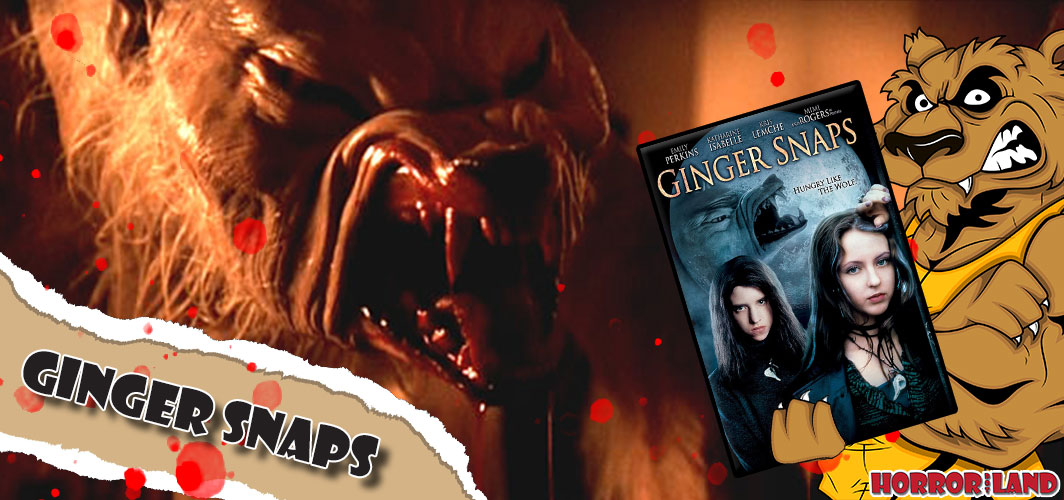 Ginger Snaps (2000) - The 13 Best Werewolf Movies of All Time