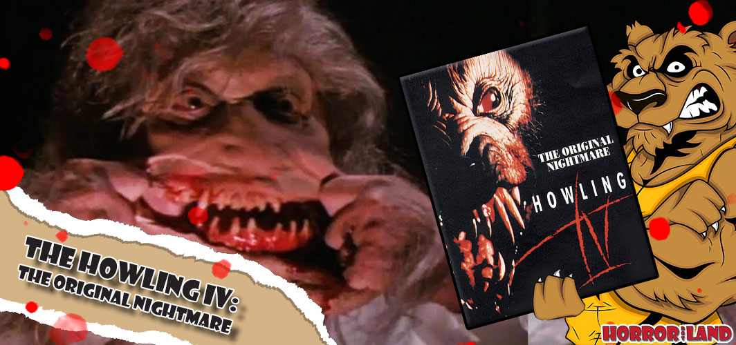 The Howling IV: The Original Nightmare (1988) - The 13 Best Werewolf Movies of All Time