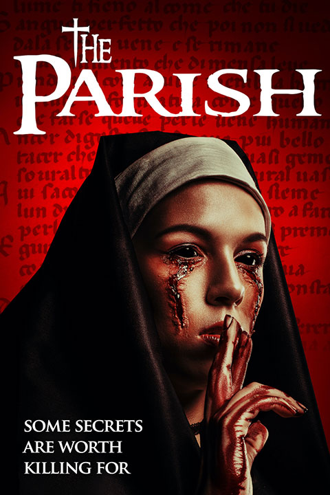The Parish (2021)– Official Poster - Horror Land