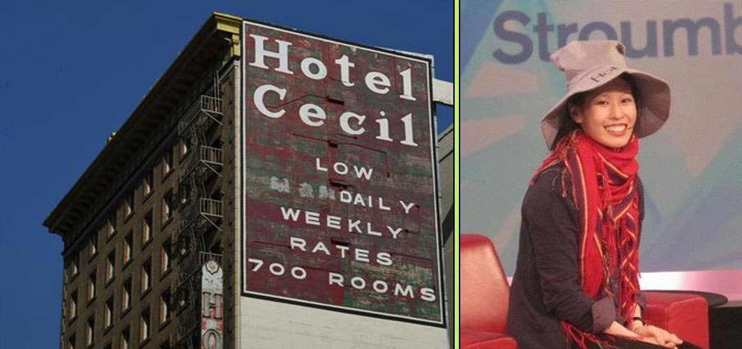 The Truth Behind Elisa Lamb and The Cecil Hotel - Horror Articles - Horror Land