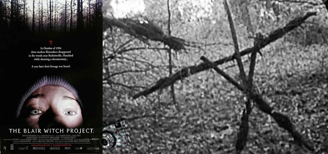 13 Terrifying Found Footage Films - The Blair Witch Project (1999) – Horror Land