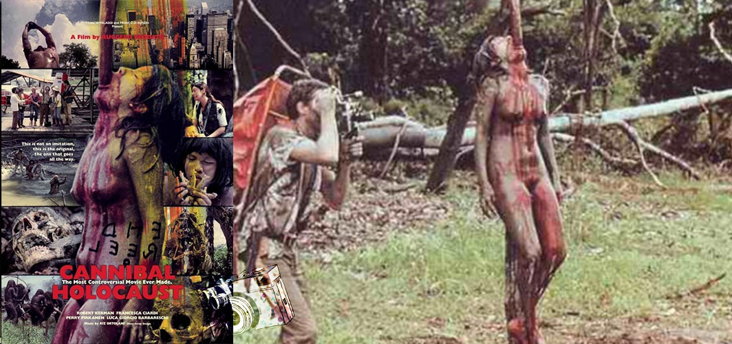 13 Terrifying Found Footage Films - Cannibal Holocaust (1980) – Horror Land