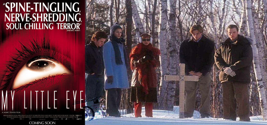 13 Terrifying Found Footage Films - My Little Eye (2002) – Horror Land