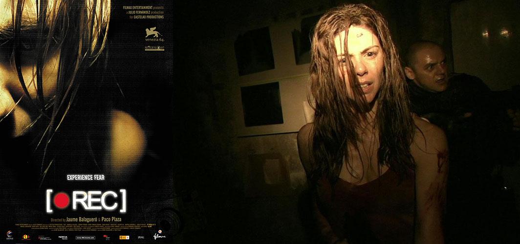 13 Terrifying Found Footage Films - REC (2007) – Horror Land
