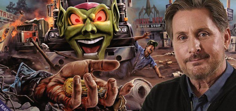 Stephen King Apologized To Emilio Estevez For Maximum Overdrive - Horror News - Horror Land