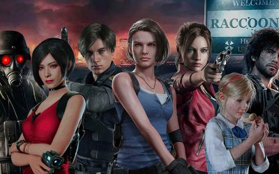 'Resident Evil' Reboot Officially Titled 'Resident Evil: Welcome to Raccoon City'
