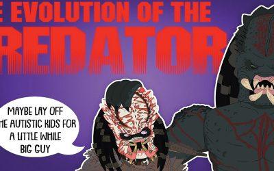 The Evolution of The Predator (Animated)