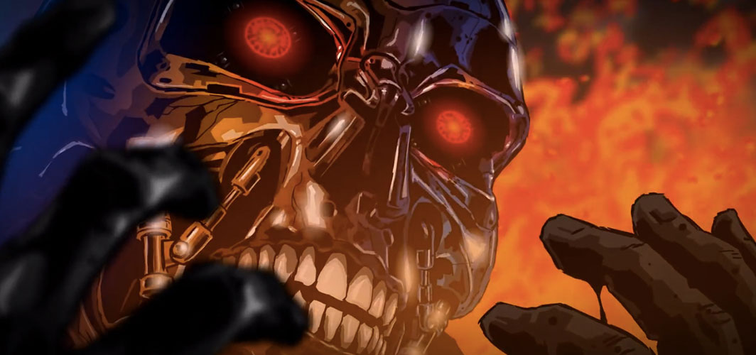 'Terminator' is Getting an Animated Series! - Horror News - Horror Land