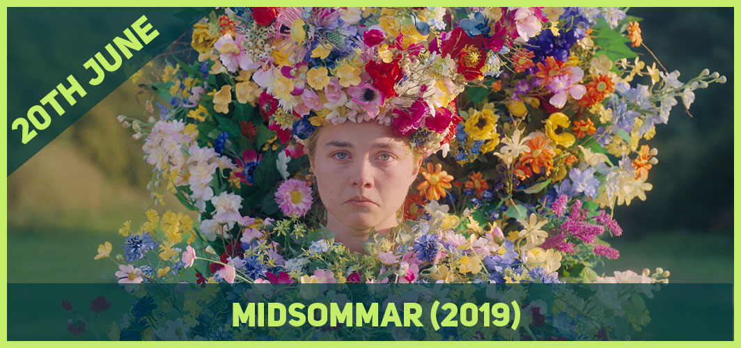 13 Epic Horror Dates to add to Your Calendar - 20th June (Summer Solstice) - Midsommar (2019) – Horror Land
