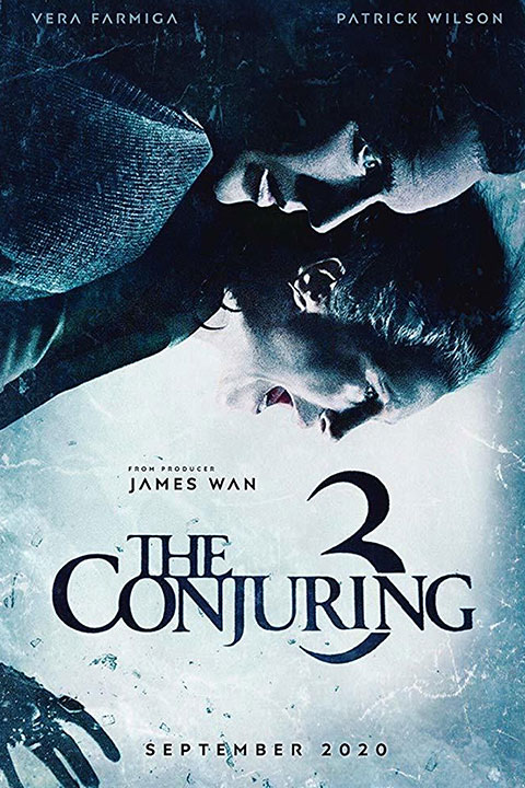 The Conjuring: The Devil Made Me Do It (2021) - Official Poster