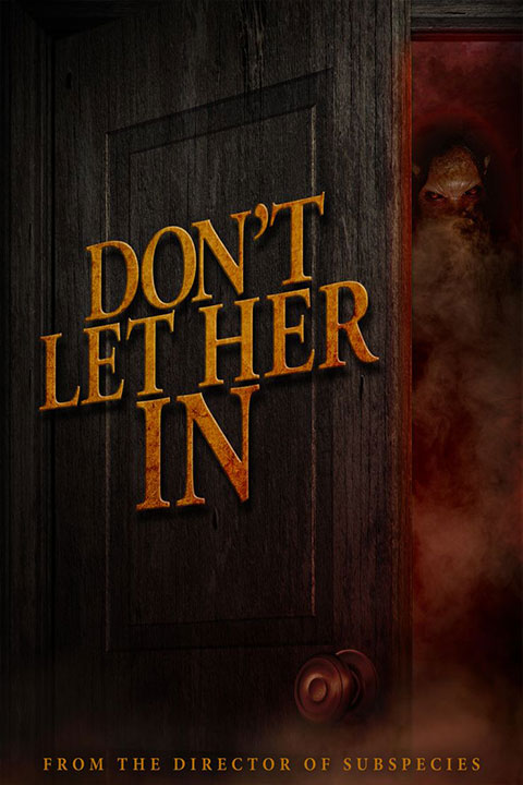 Don't Let Her In (2021) - Official Poster - Horror Land