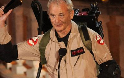 "Filming 'Ghostbusters: Afterlife' was ""physically painful"" for Bill Murray"