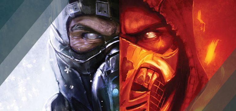 Watch the Bloody Scorpion VS Sub-Zero Intro from 'Mortal Kombat' - Horror Video - Horror Land
