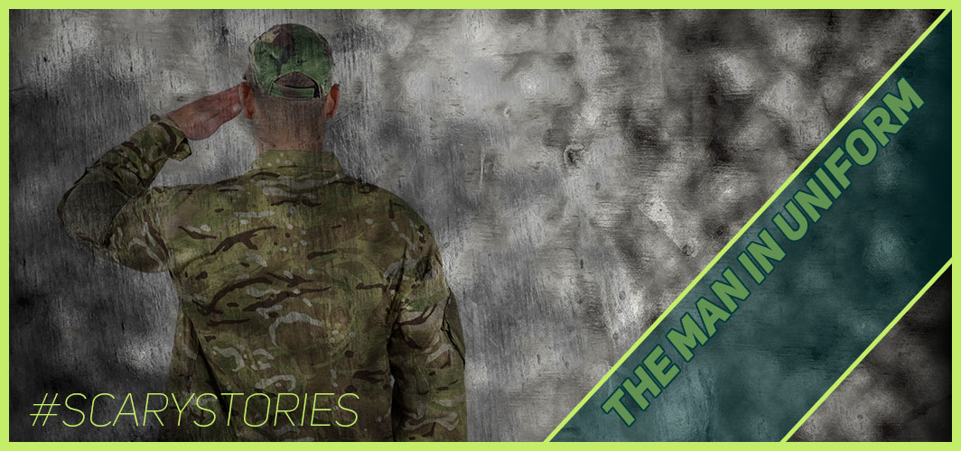 Scary Stories From Reddit That'll Keep You Up All Night - The Man in Uniform - Horror Land