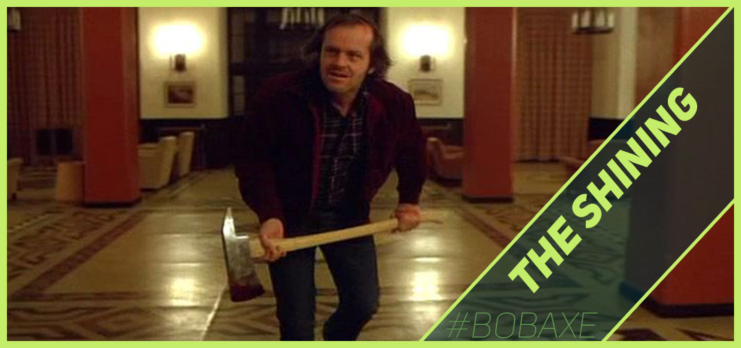 The Shining Axe Retires From Acting - Horror Land