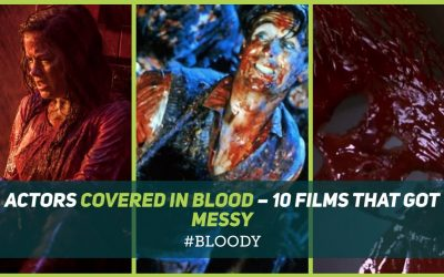Actors Covered in Blood – 10 Films That Got Messy