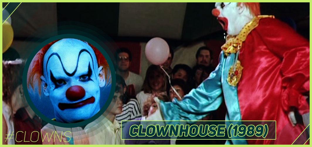 Clownhouse (1989) - 12 Creepy Clown Movies – Horror Articles – Horror Land