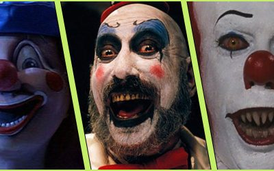 12 Creepy Clown Movies You'll Never Want To Watch Again