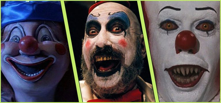 12 Creepy Clown Movies You'll Never Want To Watch Again - Horror Land