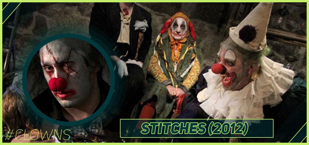Stitches (2012) - 12 Creepy Clown Movies – Horror Articles – Horror Land