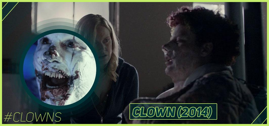 Clown (2014) - 12 Creepy Clown Movies – Horror Articles – Horror Land