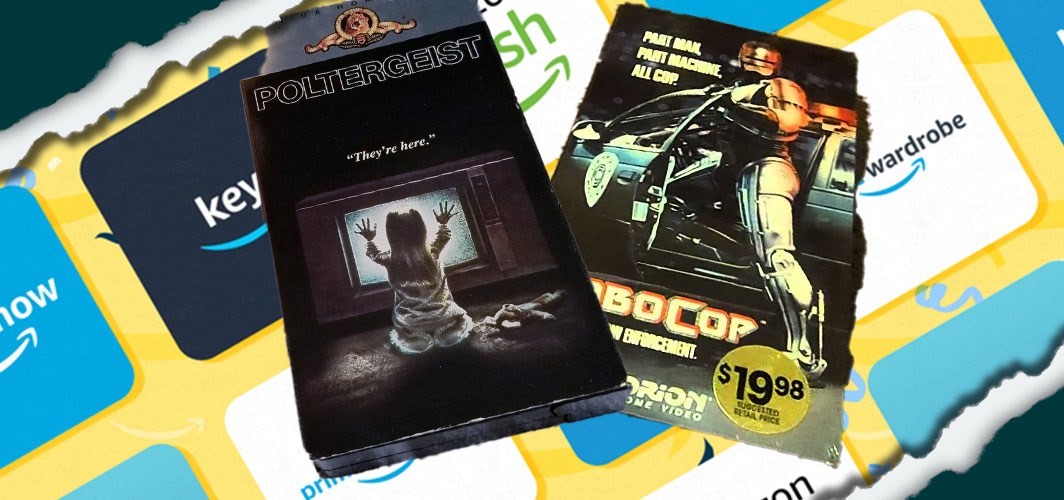 Poltergeist and Robocop up for Reboot in Amazon/MGM Merger - Horror News
