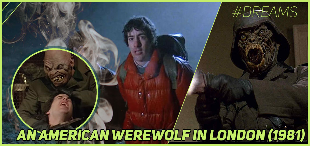 An American Werewolf In London (1981) - 20 of the Most Terrifying Horror Movie Dream Sequences - Horror Land