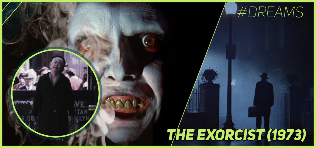 The Exorcist (1973) - 20 of the Most Terrifying Horror Movie Dream Sequences - Horror Land