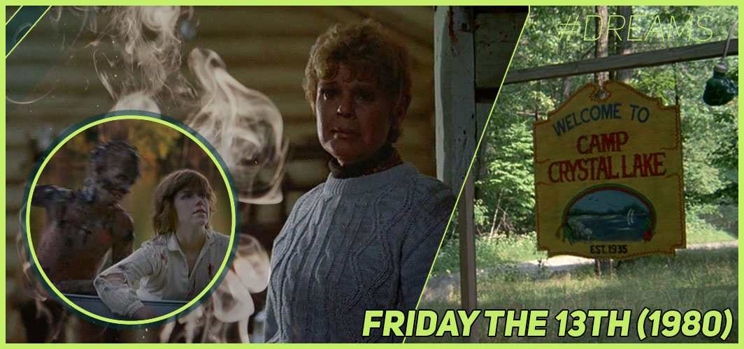 Friday The 13TH (1980) - 20 of the Most Terrifying Horror Movie Dream Sequences - Horror Land