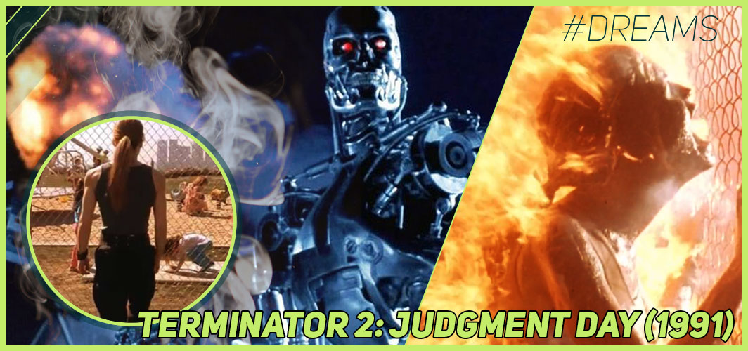 Terminator 2: Judgment Day (1991) - 20 of the Most Terrifying Horror Movie Dream Sequences - Horror Land