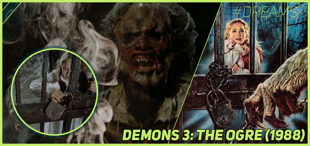 Demons 3: The Ogre (1988) - 20 of the Most Terrifying Horror Movie Dream Sequences - Horror Land