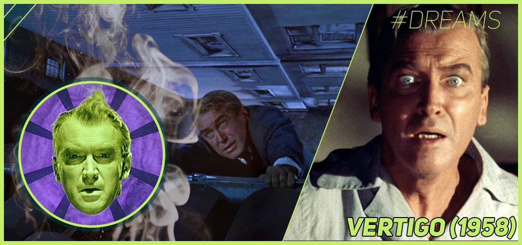 Vertigo (1958) - 20 of the Most Terrifying Horror Movie Dream Sequences - Horror Land