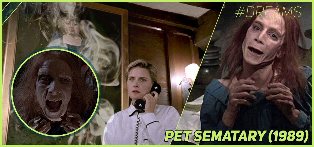 Pet Sematary (1989) - 20 of the Most Terrifying Horror Movie Dream Sequences - Horror Land