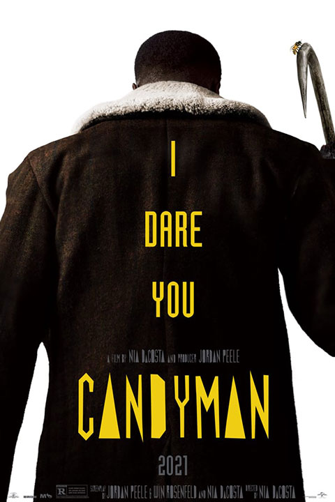 Candyman (2021) - Official Poster 2 - Horror Land