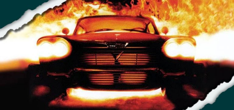 Stephen King's 'Christine' Remake on it's Way - Horror news - Horror Land