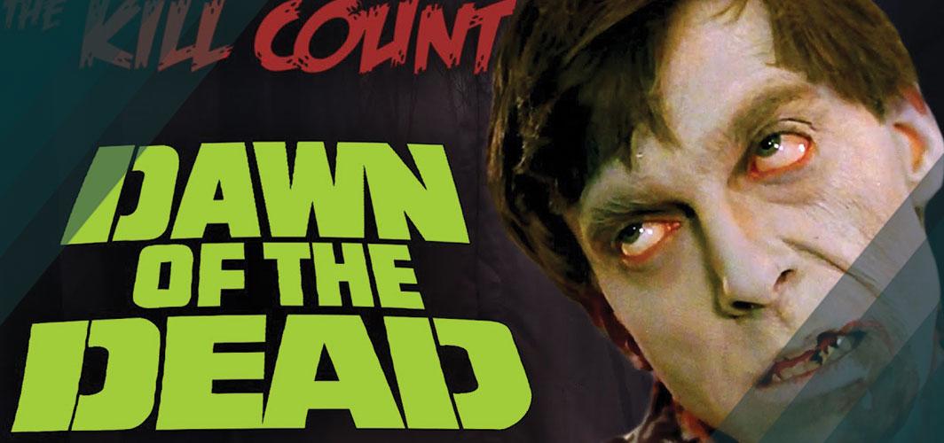Dawn of the Dead (1978) KILL COUNT