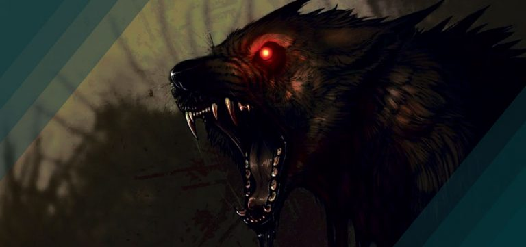 House of Cryptids - The Black Shuck - Horror Videos - Horror Land