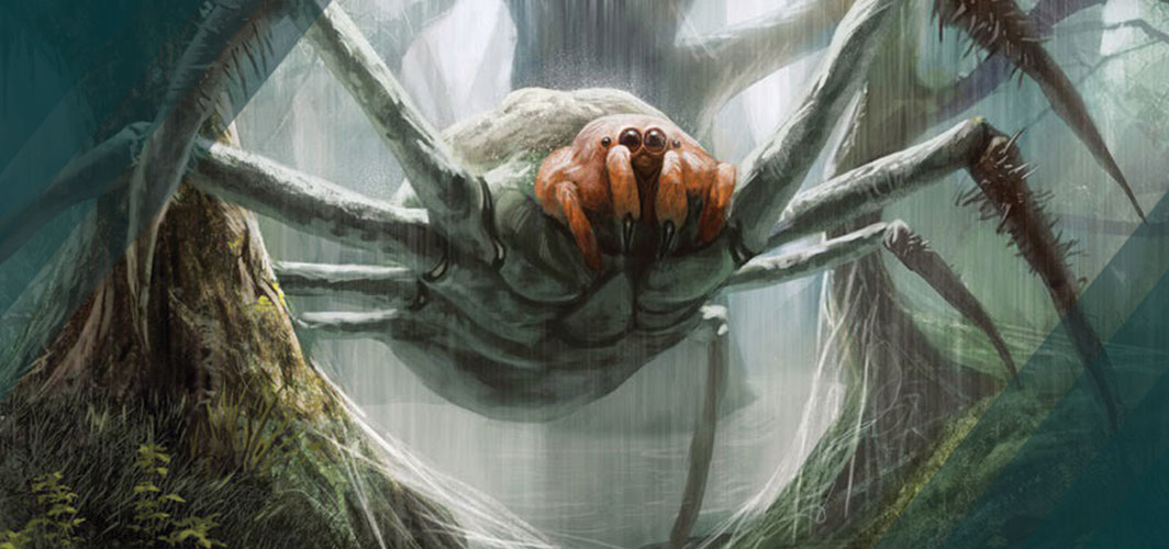 House of Cryptids – Giant Congolese Spider
