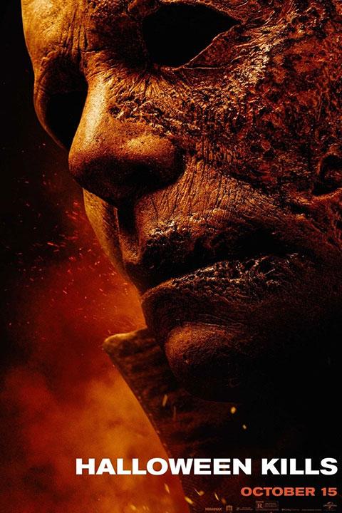 Halloween Kills (2021) - Official Poster - Horror Land