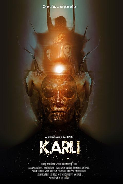 Karli (2021) - Official Poster