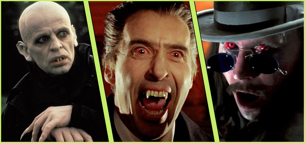 The 19 Most Memorable Actors Who Played Dracula In Film & TV